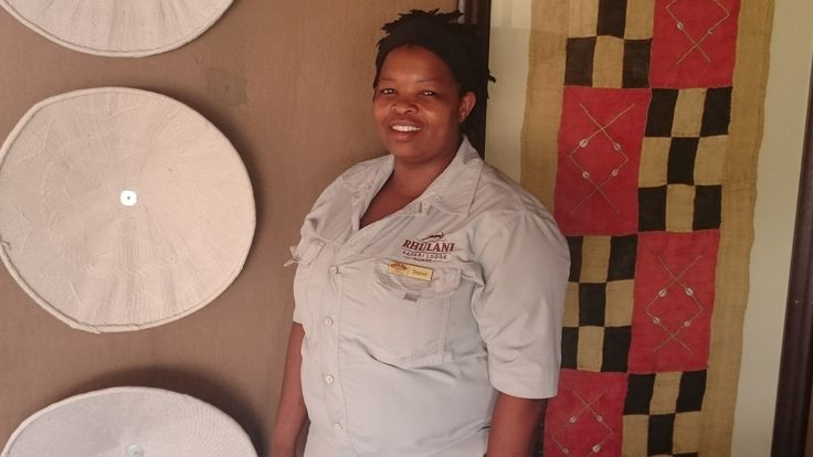 Traisor Museki - Housekeeping Waitress #Rhulanisafarilodge #Madikwe #SouthAfrica #safari