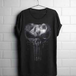 Punisher skull Daredevil Unisex T Shirt