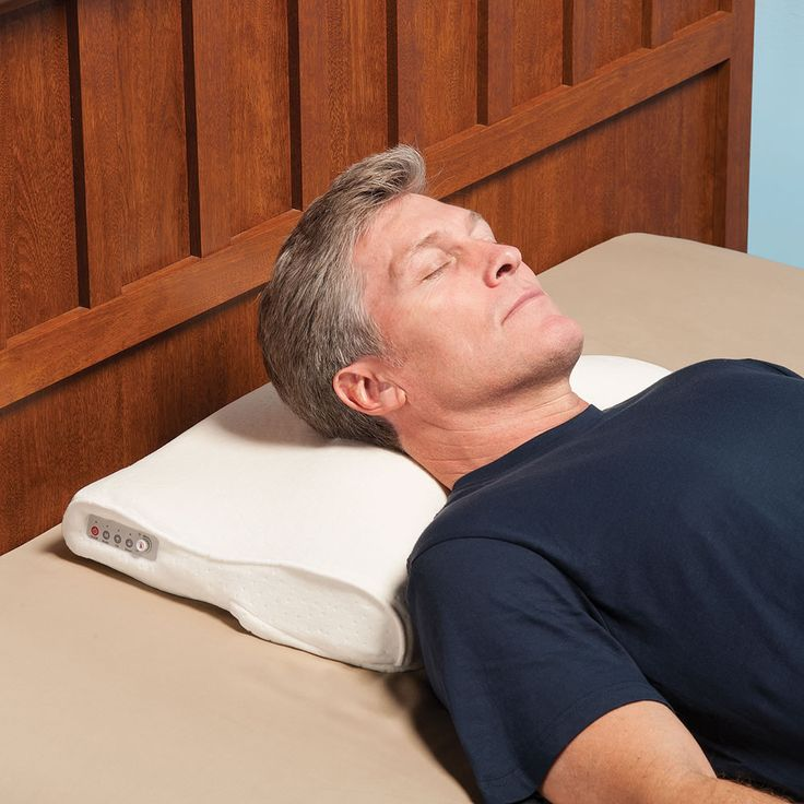 Save Your Relationship With The Snore Activated Nudging Pillow