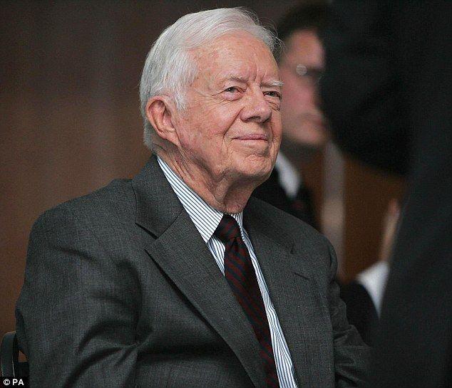 President Jimmy Carter's