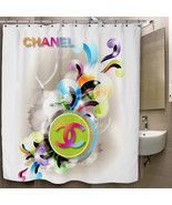 Chanel Ornate Floral Custom Print On Polyester ... - $35.00 - $41.00