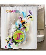 Chanel Ornate Floral Custom Print On Polyester ... - $35.00 - $41.00