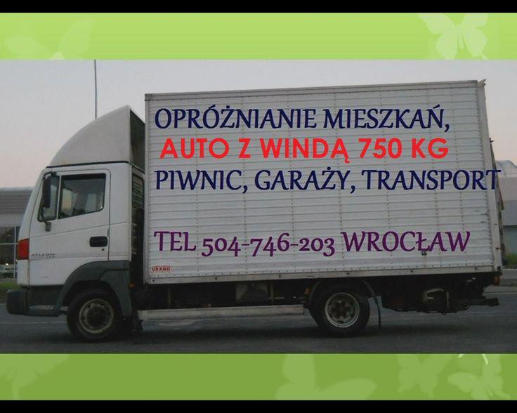 transport mebli we Wrocławiu, przeprowadzki we Wrocławiu,  auto z windą,  wywóz mebli Wrocław, załadunek mebli Wrocław,  wywózka  wersalek, wywóz starej sofy,  wywóz szaf, demontaż mebli Wrocław, wywóz starego agd, RTV, wywóz starych niepotrzebnych mebli z załadunkiem, likwidacja mieszkań we Wrocławiu sprzątanie piwnic, pomieszczeń utylizacja mebli biurowych  Wrocław tel 504-746-203 http://wywozmebliwroclaw.pl/