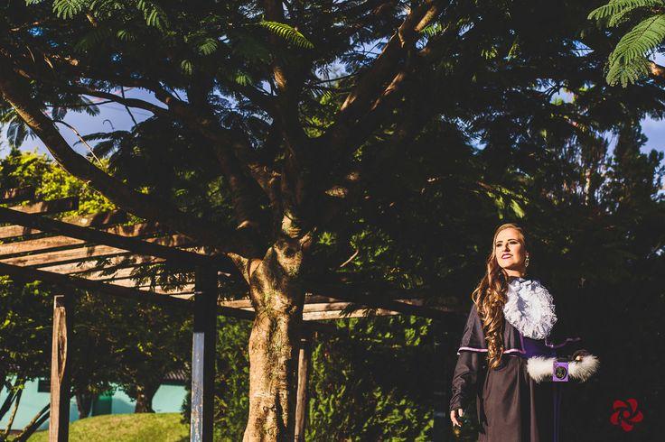 Aline Wunsch - Formatura Pedagogia UFSM - Universidade Federal de Santa Maria