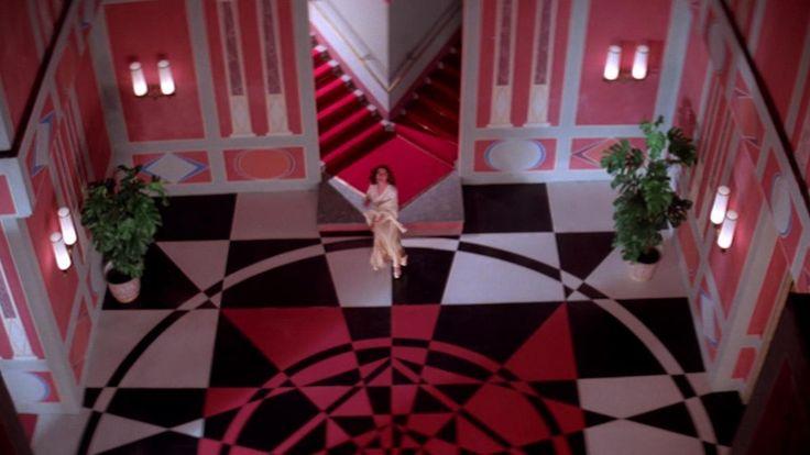 les 6 plus beaux décors de films d'horreur, de shining à suspiria