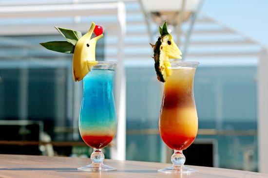 #MSCKreuzfahrten #Cocktails