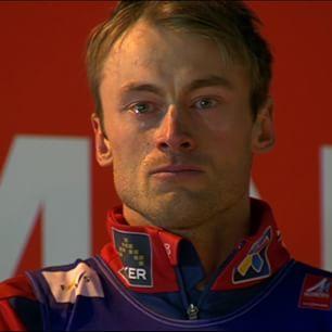 Ski VM Falun sprint gull. Petter Northug