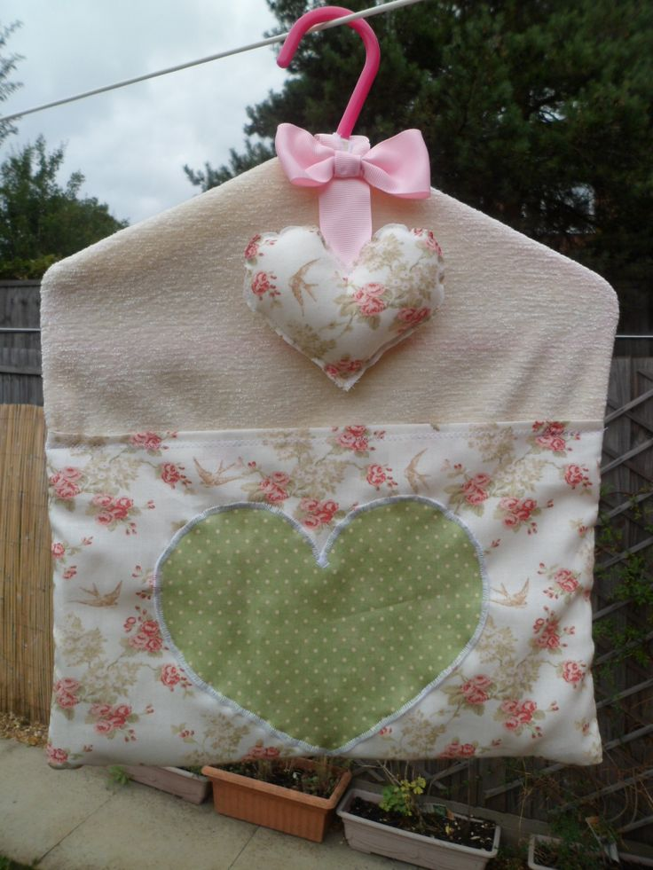 20 best Peg bags images on Pinterest | Peg bag, Sewing projects and ...