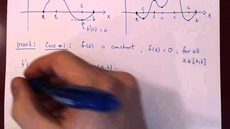 Rolle's Theorem Course web page: http://ift.tt/1S7syPN