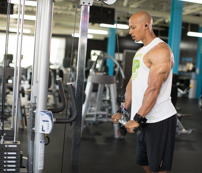 Screaming 1 000 Rep Arm Workout Bodybuilding Com Arm Workout Workout Bodybuilding Com