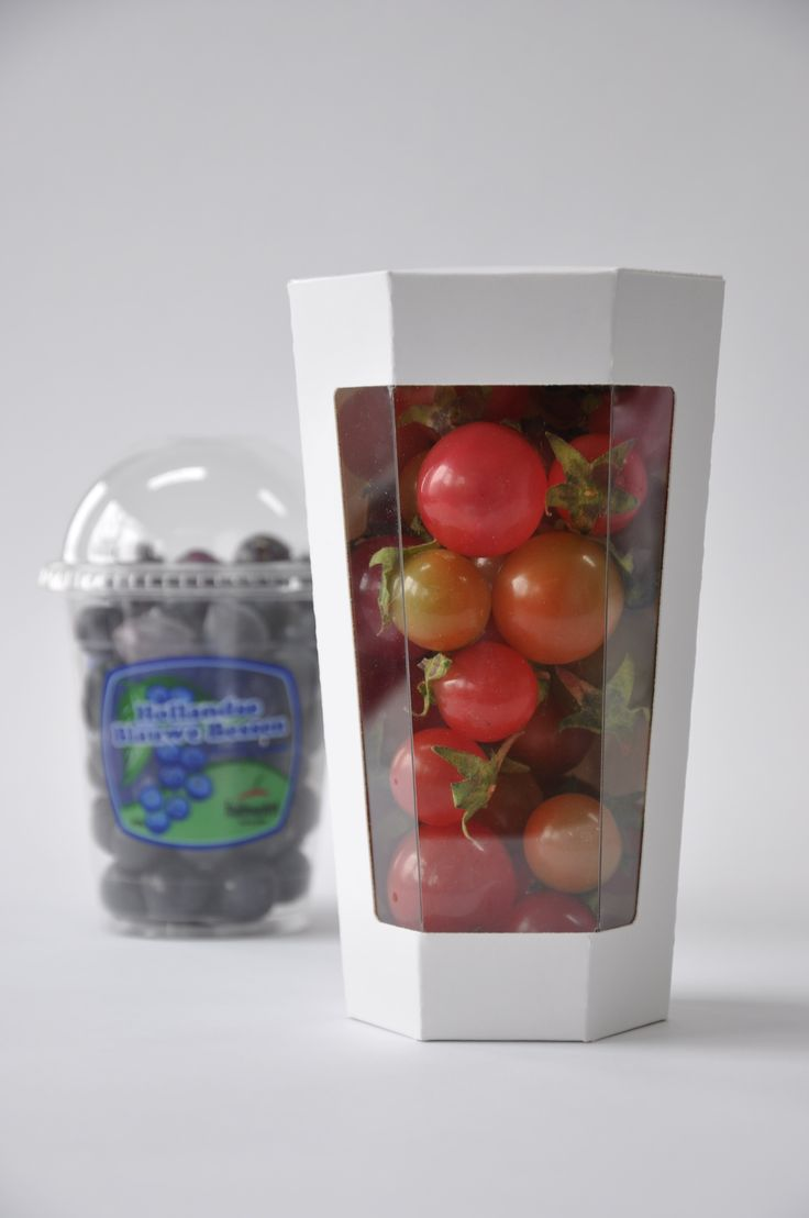 #shaker #tomato #packaging  Also for blueberries or other fruit!
