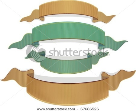 Stock Vector Illustration:  Banners