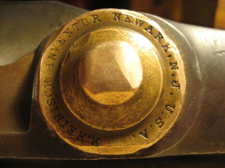 R.Heinisch shear emblem