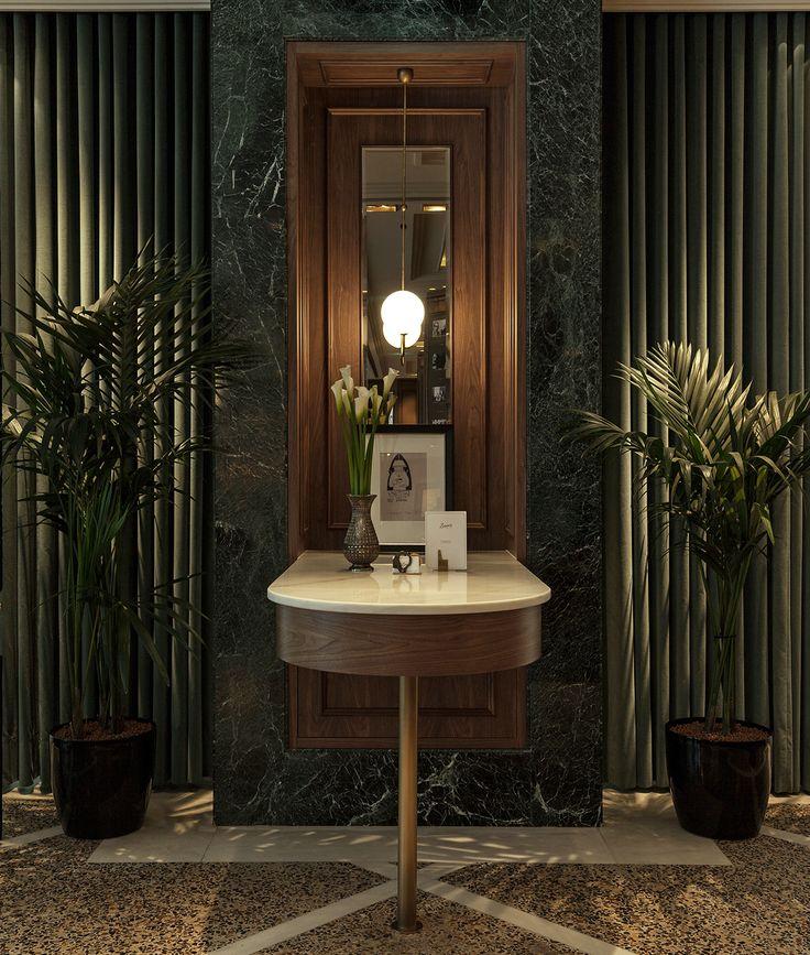270 best Restaurant & Bar Interiors images on Pinterest   Interiors ...