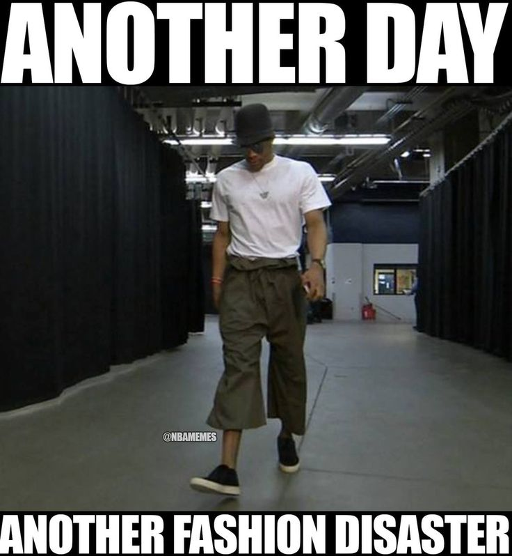 RT @NBAMemes: Another typical day for Russell Westbrook…