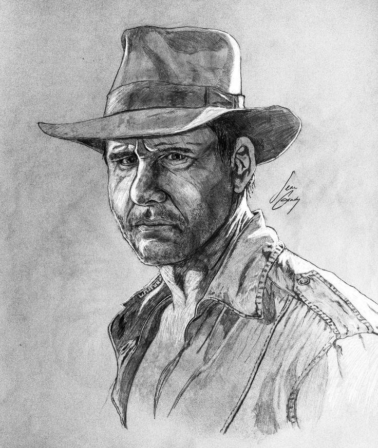 Henry Jones Jr. by Sean Grady