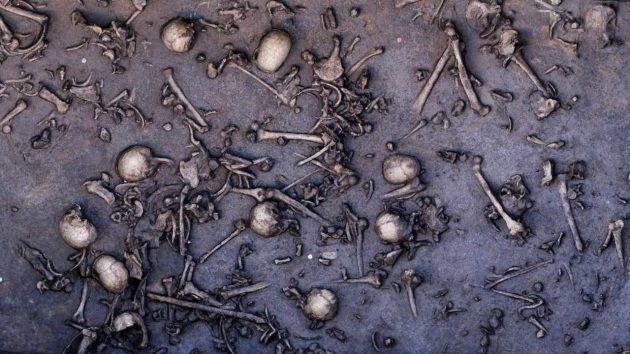 Una battaglia di 3200 anni fa, in Germania.