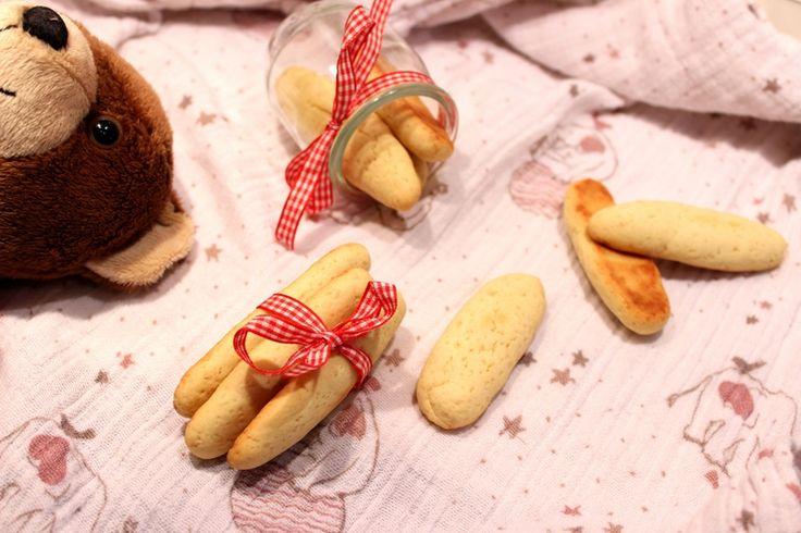 Biscuits maison pour bébé (à partir de 8 mois)