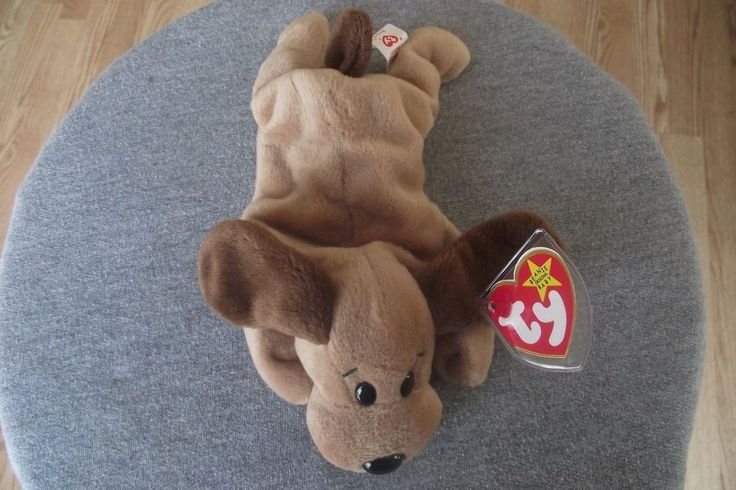 """Retired Original Ty Beanie Baby """"Bones"""". This is a RARE item and if you are a Beanie Baby collector then this is a MUST have for your collection! SEE ALL PHOTOS. 