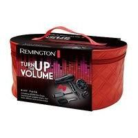 REMINGTON-HEALTH AND BEAUTY-Haircare Appliances-Remington Turn up the Volume Luxury Blow Dry Kit D3099GPR-£28.99-112 Advantage card points.  The Remington Turn up the Volume Luxury Blow Dry Kit D3099GPR is a perfect collection of dryer and styling tools to keep your hair looking fabulous. Its the ideal gift for beauty lovers!  FREE Delivery on orders over 45 GBP.
