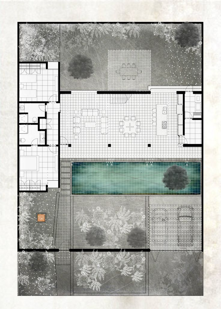 Image 27 of 39 from gallery of Studio House on Chapálico Sea / ARS° Atelier de Arquitecturas. Ground Floor Plan