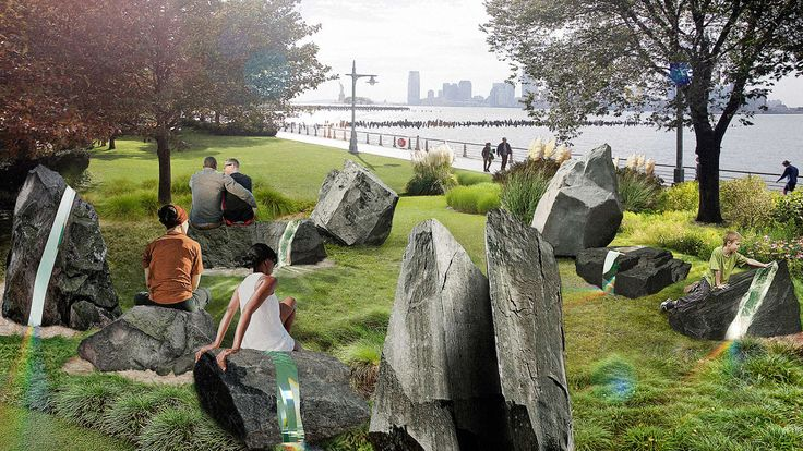 N.Y.C.s First LGBT Monument Will Be A Luminous Garden Of Rainbows | Netfloor USA