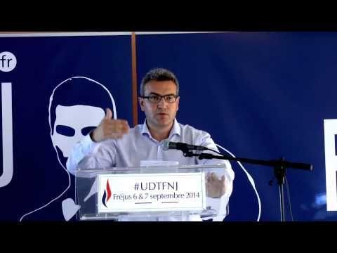 Politique - UDT FNJ à Fréjus - Discours d'Aymeric Chauprade - http://pouvoirpolitique.com/udt-fnj-a-frejus-discours-daymeric-chauprade/