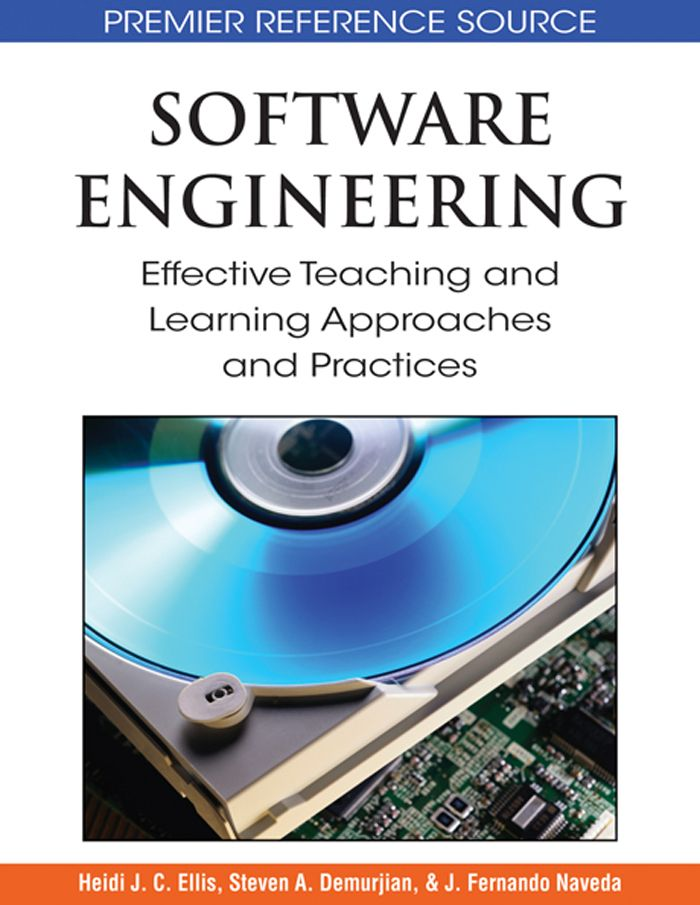 I'm selling Software Engineering: Effective Teaching and Learning Approaches and Practices - $60.00 #onselz