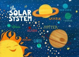 Steph Calvert/The Solar System represented by Liz Sanders Agency