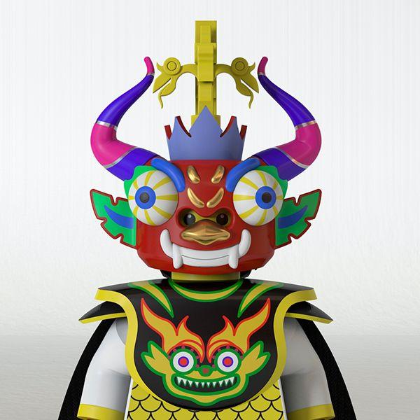 Lego Diablada, Lau Toyosato