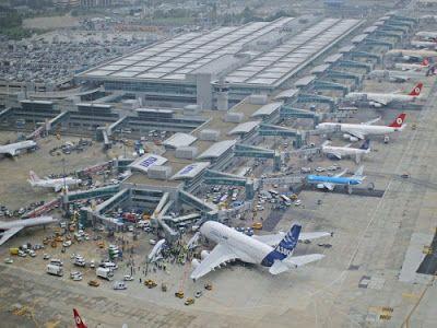 ISTANBUL INRERNATIONAL         AIRPORT
