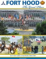 The book centers around Fort Hood in Texas.