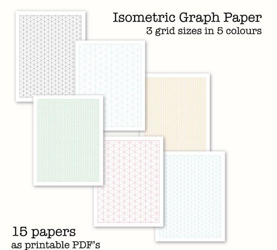 56 best images about Digital Paper on Pinterest Indigo, Paper - isometric graph paper