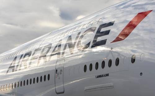 '1 op 3 lange vluchten Air France kost geld'