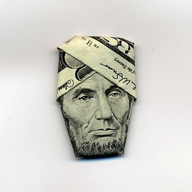 Fun Fever: The Art Of Moneygami - Origami With Bills