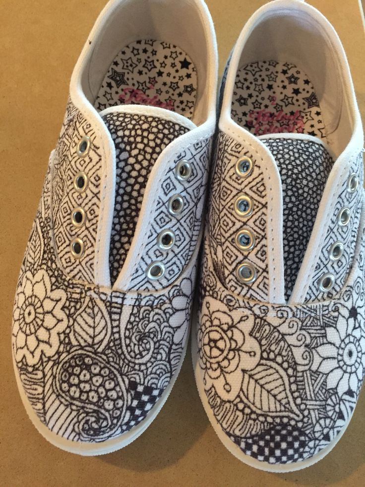 Best 25 Sharpie Shoes Ideas On Pinterest Dying Shoes