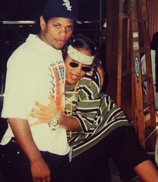 HIPHOPRAPR&B Eazy-E and Da Brat