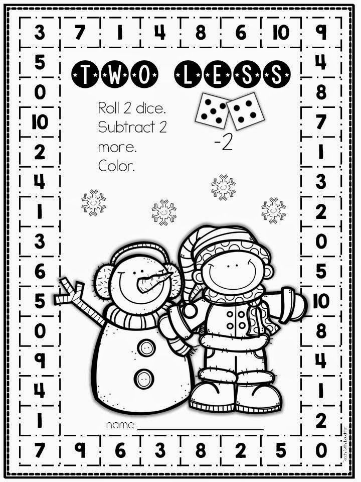 Teach With Laughter: Jump into January low-prep freebie