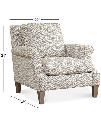 Kelly Ripa Camley Accent Chair | macys.com