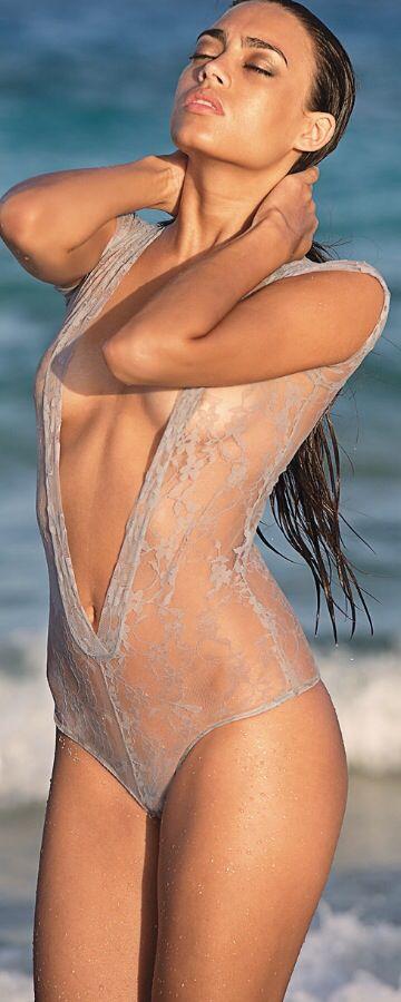 Laura Archbold Bikini Bathing Suit Swimwear Swimsuit One Piece