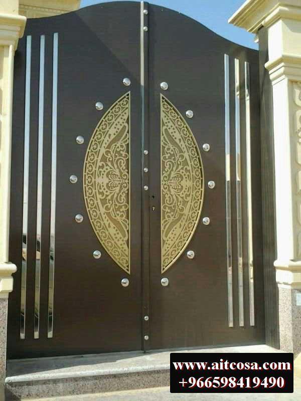 Pin By Seemi Gudka On Gates Iron Gate Design Gate Design Iron