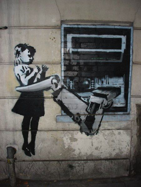 Banksy: The World's Most Famous Graffiti Artist | SMOSH