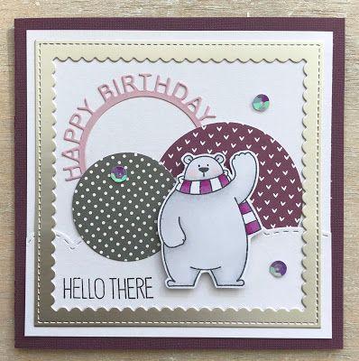 LindaCrea: Polar Bear Pals #1