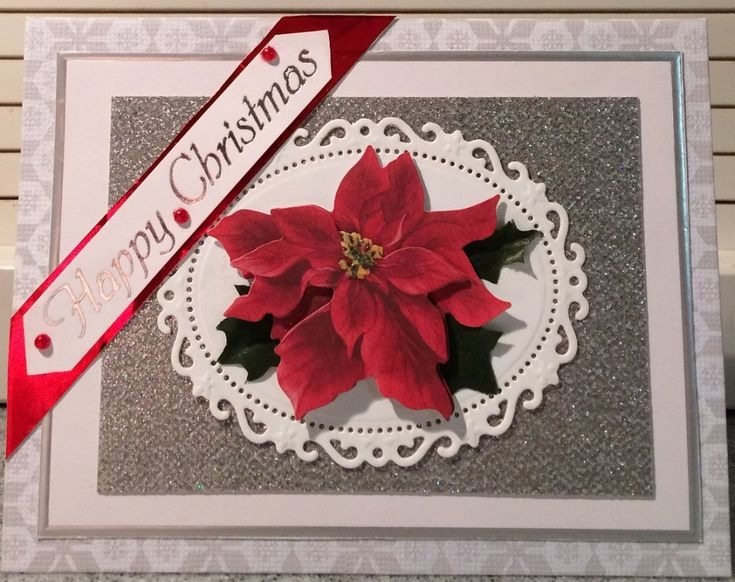 Happy Christmas by gabbygal - Cards and Paper Crafts at Splitcoaststampers