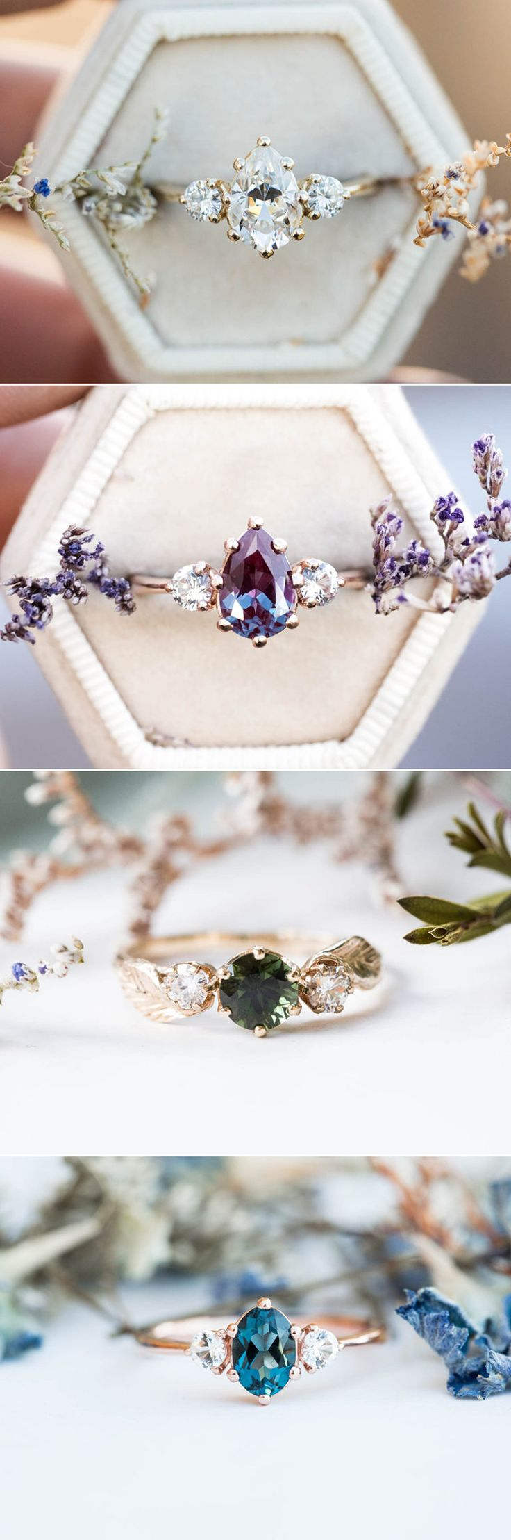 A New Take on The Classics! 7 Timeless Engagement Ring Styles For Modern Brides!