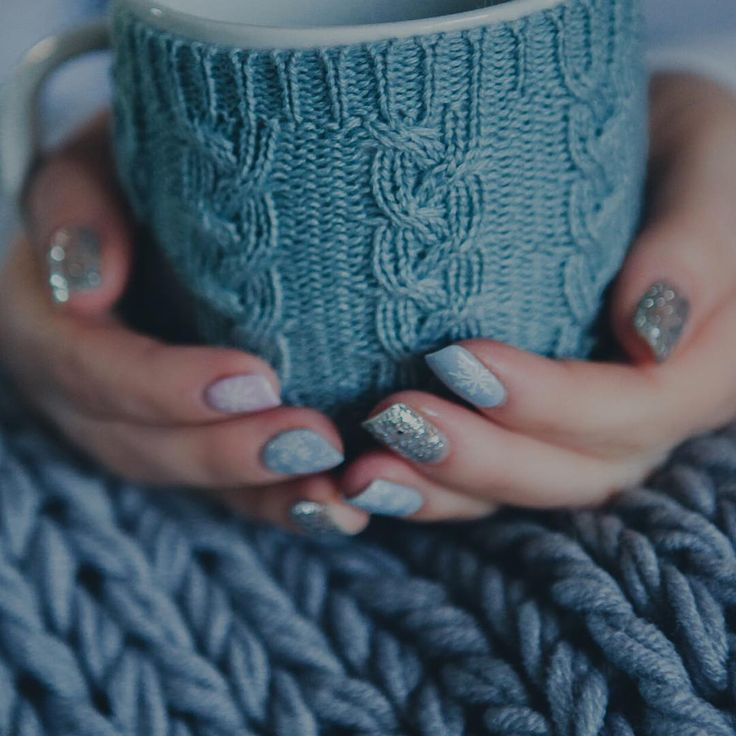 One of the cutest cup ever! Amazing knit pattern!