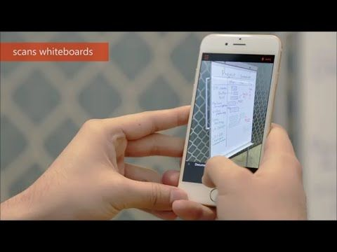 Free Technology for Teachers: Office Lens - Digitize Handwritten Notes and Diagrams