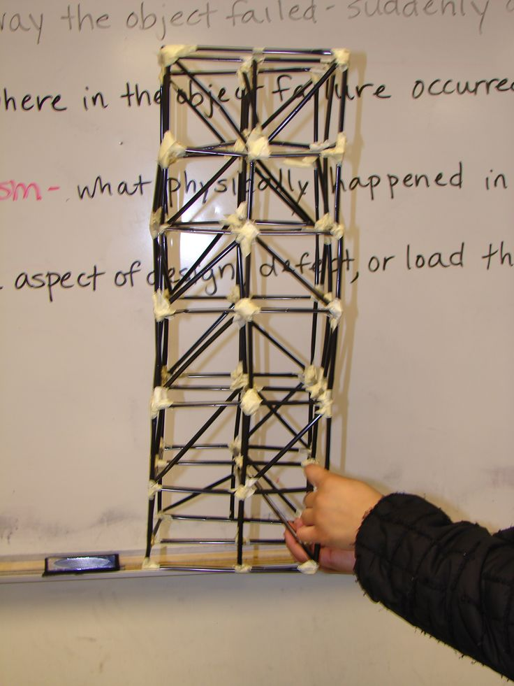 Straw Towers Project Purdue University Back To Student