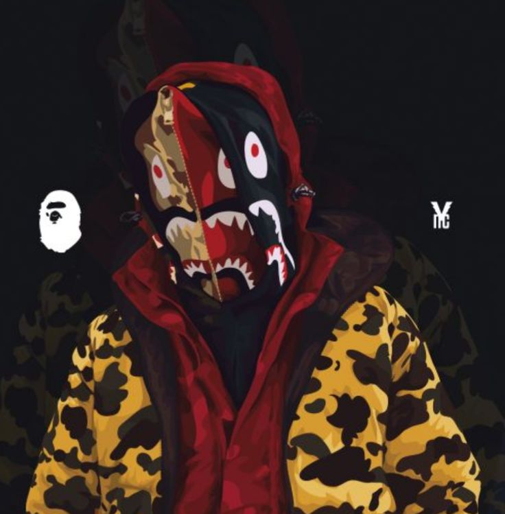 27 Best Images About Bape On Pinterest