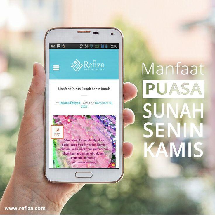 Ingin tau Manfaat Puasa Sunnah Senin Kamis kunjungi http://www.refiza.com/manfaat-puasa-sunah-senin-kamis/